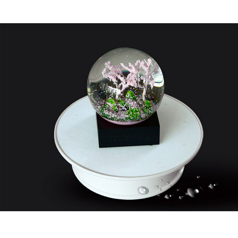 360 ° حامل شاشة دوار دوار دوار ساعة مجوهرات عرض حامل ، جديد