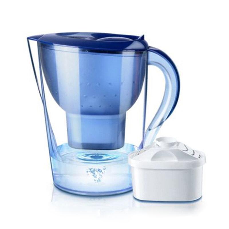 تصفية المياه للمياه القاذف 6 قطعة/الوحدة المنزلية تنقية غلاية المباشر الشرب تصفية المياه الكربون المنشط استبدال