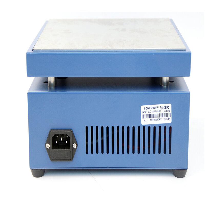 200*200 مللي متر LCD شاشة ديجيتال محطة التسخين 800 واط محطة التدفئة UYUE 946C الساخن لوحة محطة شاشة استبدال فاصل