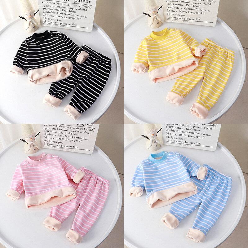 طفل صبي فتاة الملابس الشتوية الخريف ملابس للأطفال ملابس الأطفال مجموعة ملابس رائعة للأطفال انخفاض الشحن بالجملة