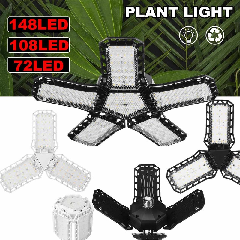 3000 واط LED تنمو مصباح طوي شاشة ليد بطيف كامل نمو النبات مصباح AC85-265V ل خيمة زراعة داخلية النباتات النمو ضوء
