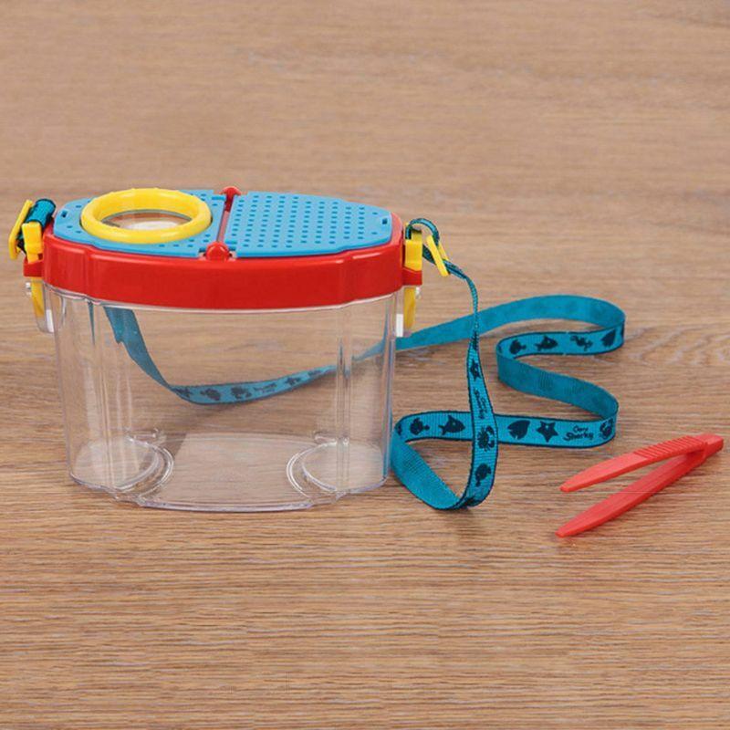 علة عارض الحشرات المكبر المراقب عدة الأطفال طفل تطوير التعلم لعبة T5UC