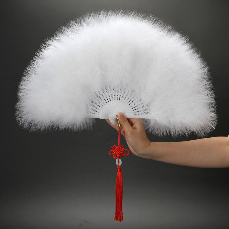 لوليتا ريشة مروحة قابلة للطي اليابانية الحلو الجنية فتاة الظلام القوطية المحكمة الرقص اليد مروحة الفن الحرفية هدية حفل زفاف الديكور