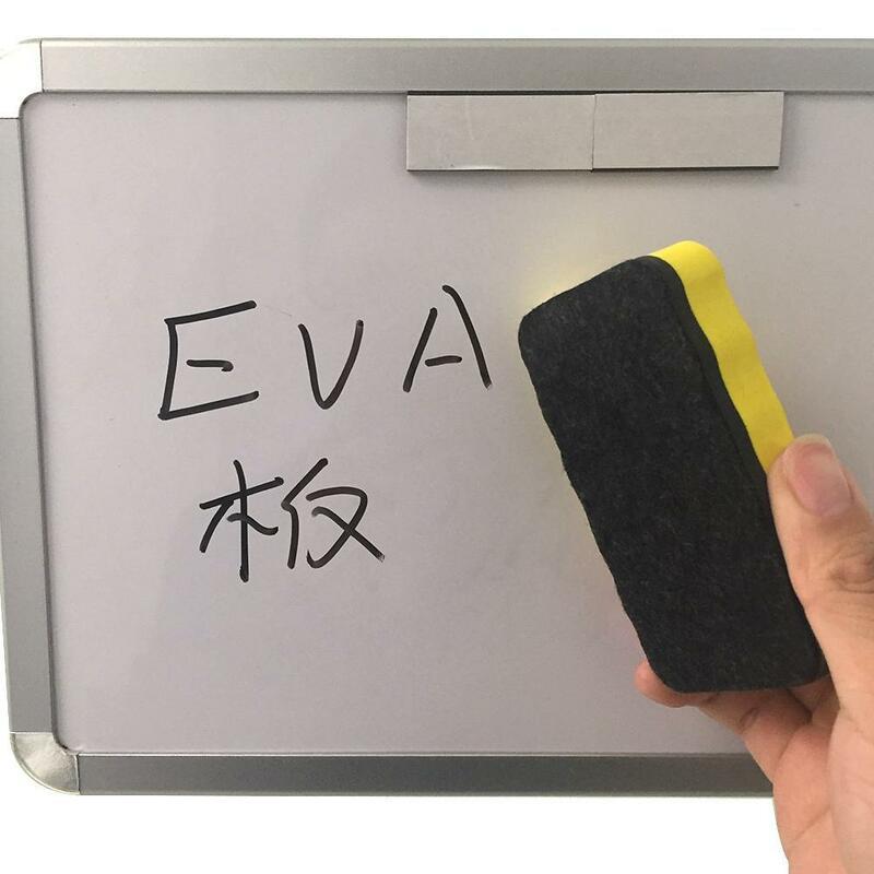 قطعة واحدة عالية الجودة لوح أبيض مغناطيسي محايات ملصق الكتابة السبورة مكتب مسح لوازم المغناطيس الجاف مدرسة Era K2M6