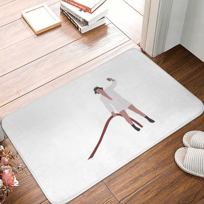 شيترز ممسحة كاملة السجاد حصيرة البساط البوليستر المضادة للانزلاق الطابق ديكور حمام الحمام المطبخ شرفة 40*60
