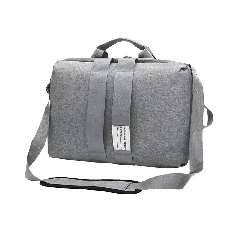 حقيبة ظهر أعمال جديدة متعددة الوظائف, حقيبة ظهر 2020 جديدة للأعمال متعددة الوظائف حقيبة كبيرة السعة ثلاثية الأغراض 15.6 بوصة حقيبة كمبيوتر محمول...