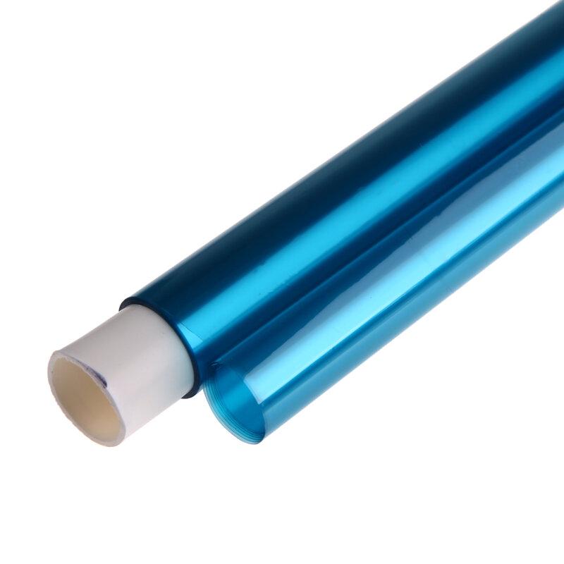 الأزرق حساس للضوء غلاف جاف النقش الكهربائي لوحة دارات مطبوعة عالية الدقة لتغطية ثقب Photoresist الدائرة