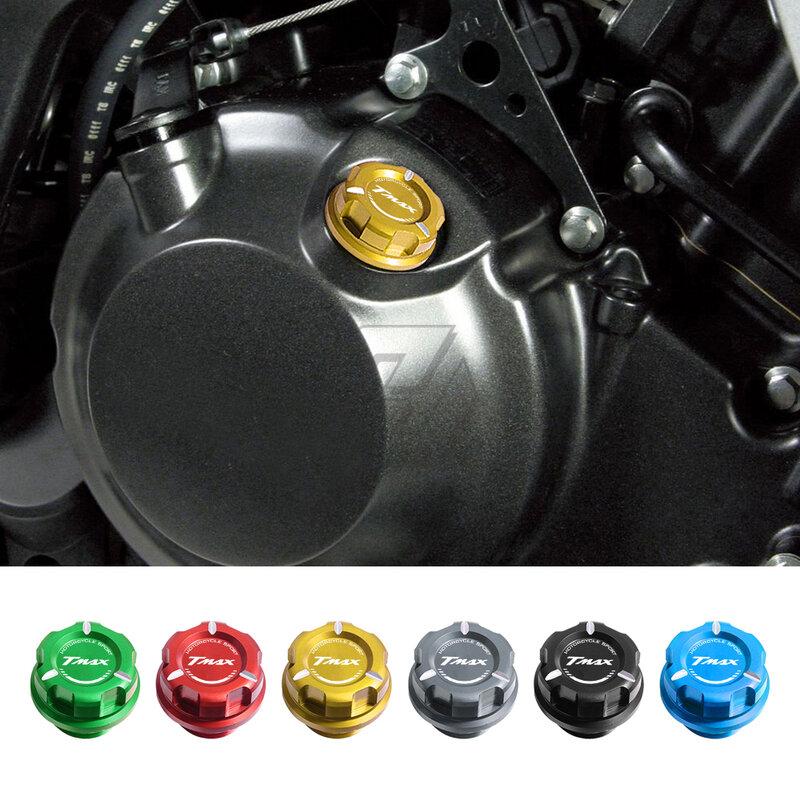 لياماها Tmax 530 DX/SX بعد 2012 دراجة نارية غطاء النفط المسمار حوض الجوز الترباس
