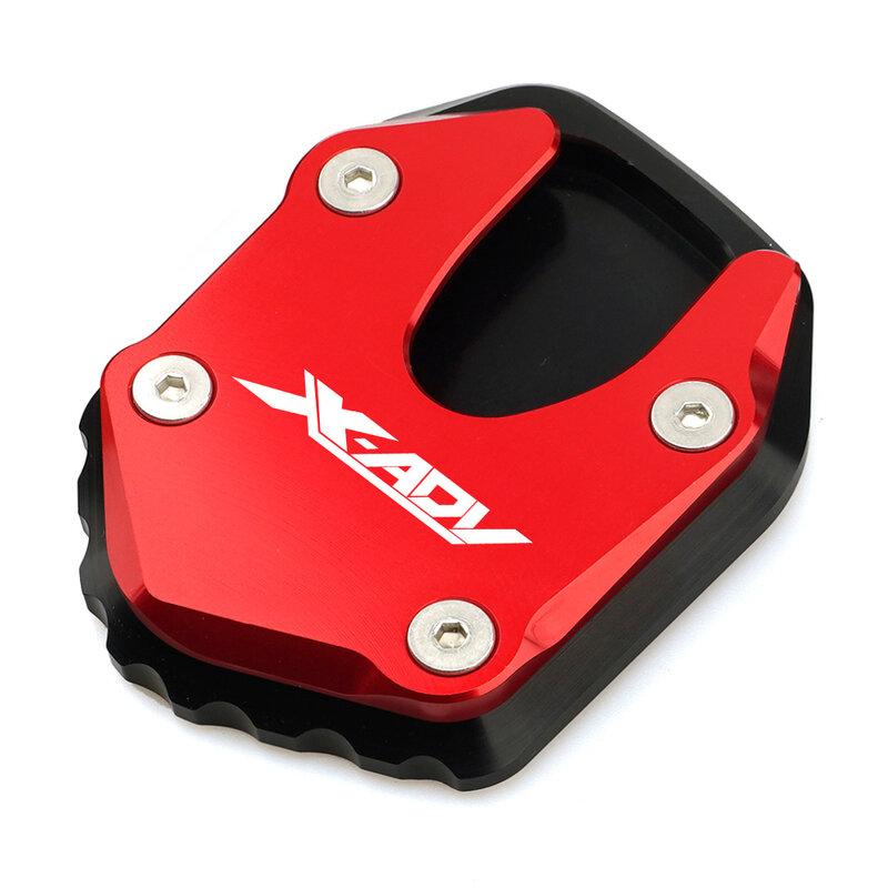 لهوندا X ADV X-ADV XADV 750 2021-2022 دراجة نارية الملحقات نك القدم الجانب حامل مسنده المكبر دعم تمديد لوحة
