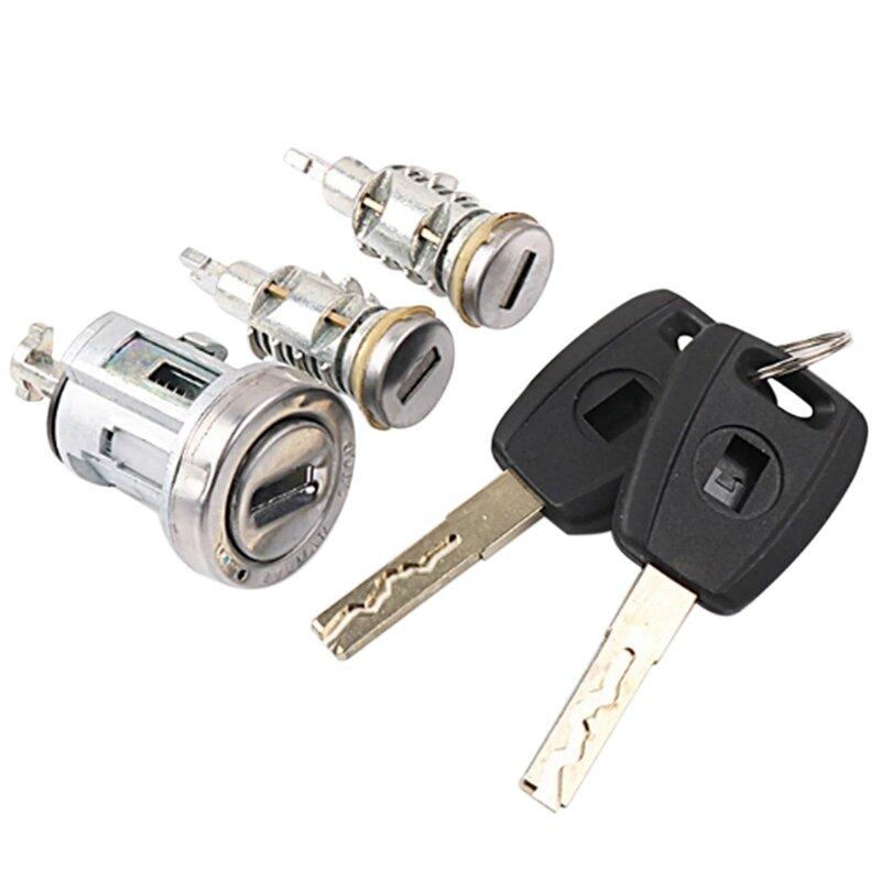 باب السيارة قفل الإشعال قفل الأساسية الإشعال بدء التبديل برميل قفل اكسسوارات السيارات لشركة فيات Ducato