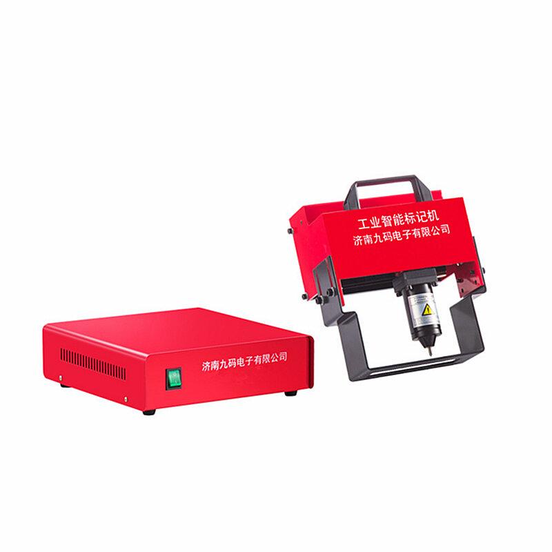 باليد المعادن لافتات لوحة اسم آلة وسم 100*20 مللي متر الكهربائية الهوائية آلة حروف لقطع معدنية اسم