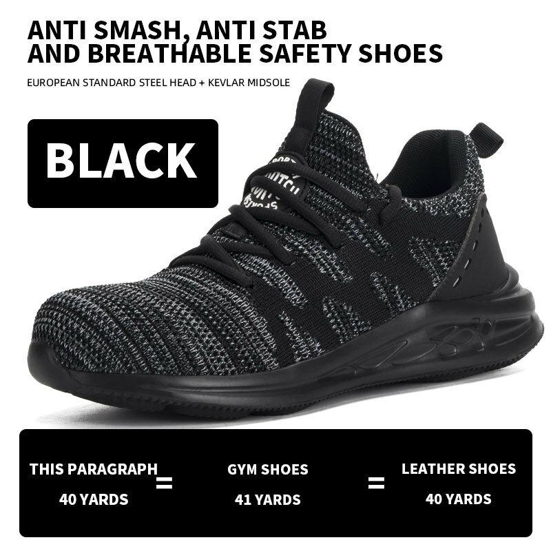 عدم الانزلاق والثقب واقية الأحذية حجم كبير واقية عدم الانزلاق 36-48 حجم غير قابل للتدمير أحذية الرجال أحذية عمل واقية