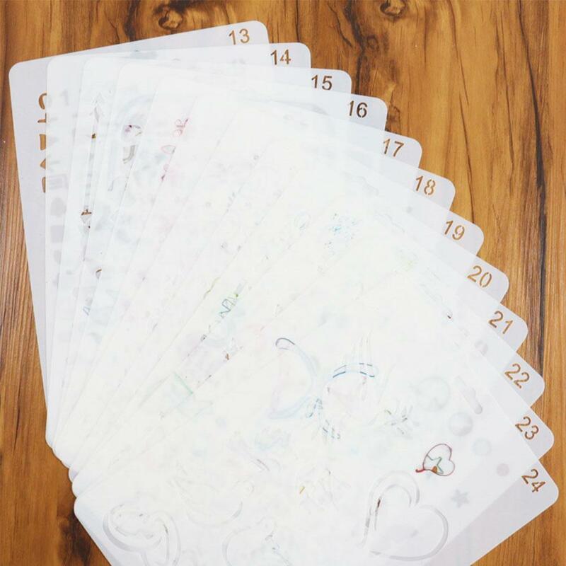 الإستنسل اللوحة رسالة النبات فراشة التلوين Crafts بها بنفسك الحرف قالب ديكور النقش سكرابوكينغ قالب لوحة الرسم H6Z1