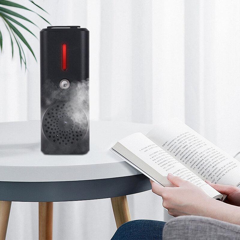 سلبي أيون منقي هواء USB قابل للشحن مرطب ناشر رائحة منزل سيارة غبار رائحة إزالة منقي متعدد معطّر الهواء