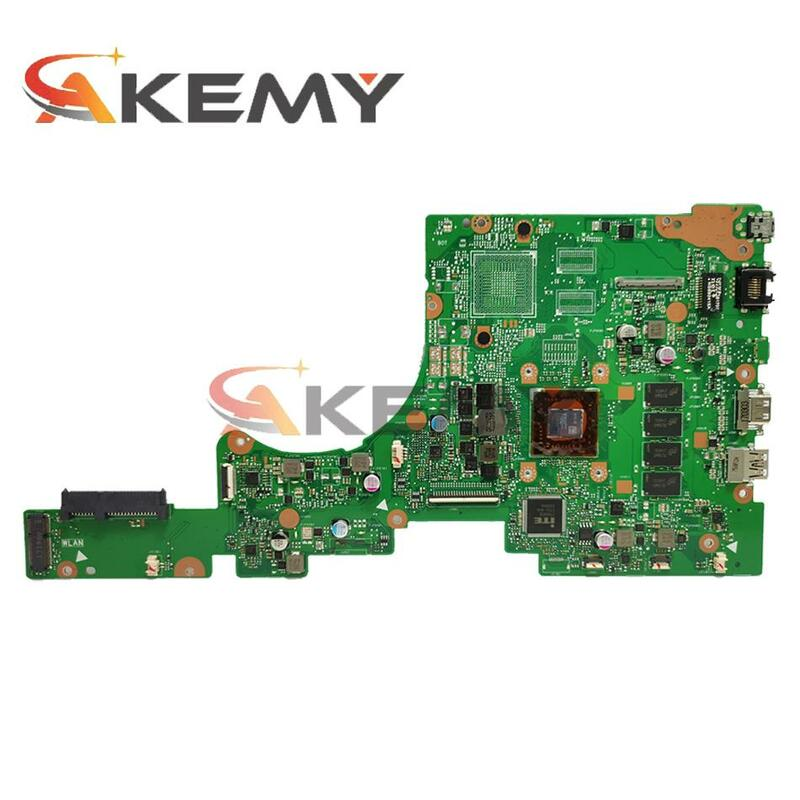Akemy E402BA اللوحة الرئيسية UMA ل ASUS E402B E402BP E402BA اللوحة المحمول E402BP اللوحة الرئيسية 100% اختبار OK ث/4G/A9-9420