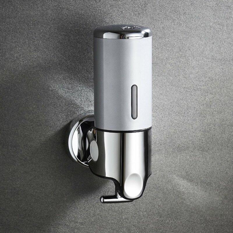 رغوة الصابون غسالة موزع واحد اليد مضخة اليد غسالة الحائط موزع مطهر يد للحمام