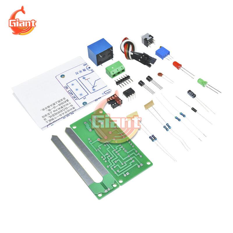 التربة الرطوبة وحدة تحكم عدة ، جهاز سقي التلقائي ، سقي التلقائي ، DIY بها بنفسك أجزاء الإنتاج الإلكتروني