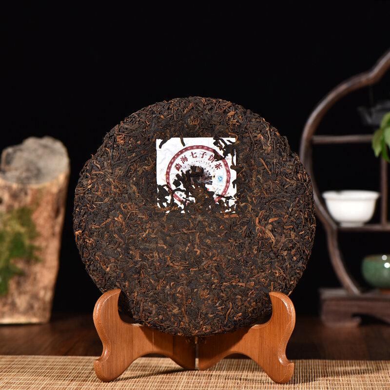 2012 سنة الشاي الصيني يوننان ناضجة Puer 357g أقدم الشاي Pu'erh سلف العتيقة العسل الحلو مملة الأحمر بو erh شجرة القديمة بوير الشاي