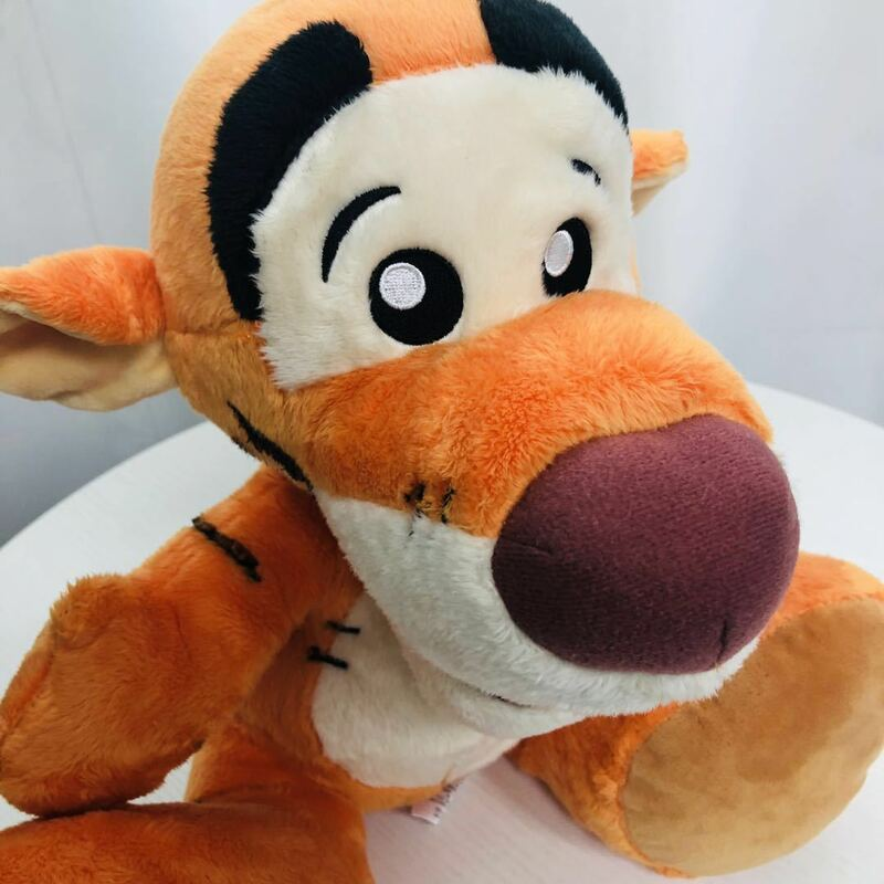 ديزني 30 سنتيمتر الكرتون سلسلة بوهو تيجر لطيف أفخم دمية وسادة اللعب الهوايات محشوة الحيوانات أفلام التلفزيون للأطفال هدية