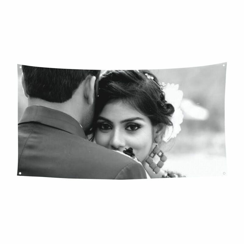 لافتة زفاف مخصصة شخصية صورتك الزفاف الديكور هدية الزفاف